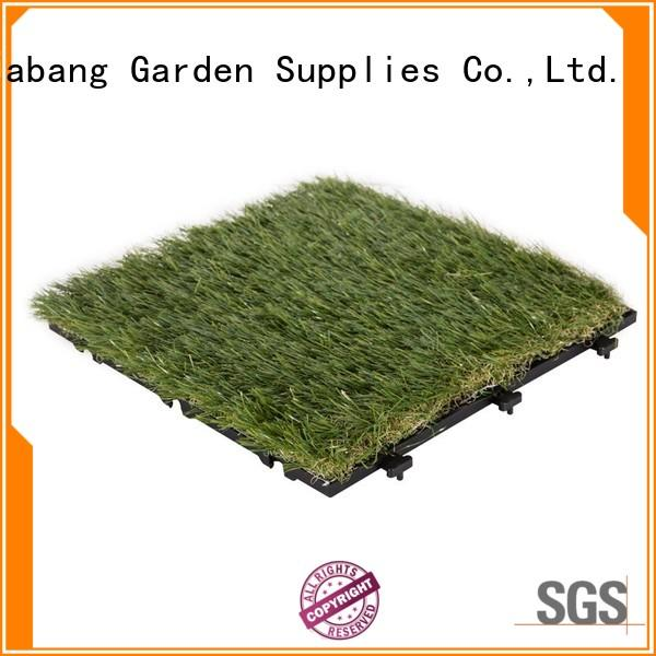 artificial turf fake grass squares top-selling for wholesale