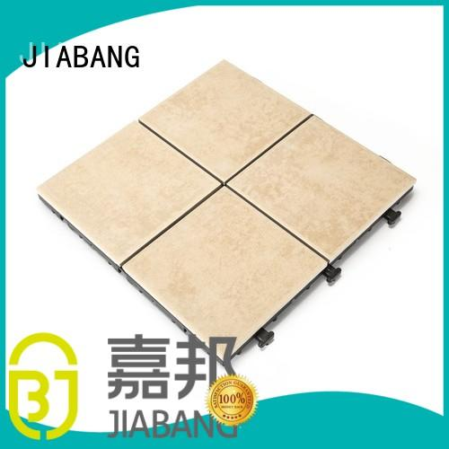 JIABANG Brand balcony deck frost proof tiles manufacture