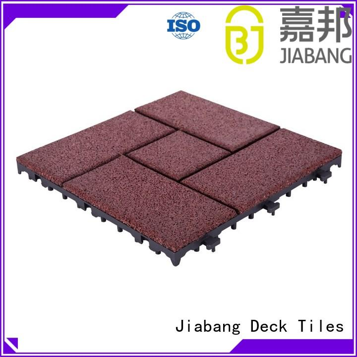 JIABANG flooring gym tiles cheap house decoration