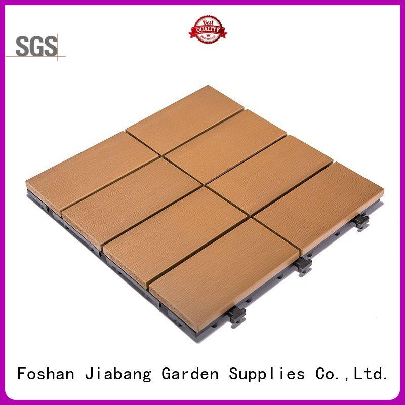 JIABANG wholesale plastic patio tiles anti-siding garden path