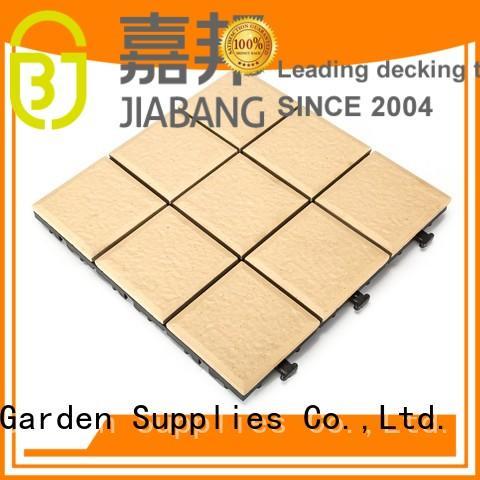 JIABANG OEM porcelain patio tiles for patio decoration