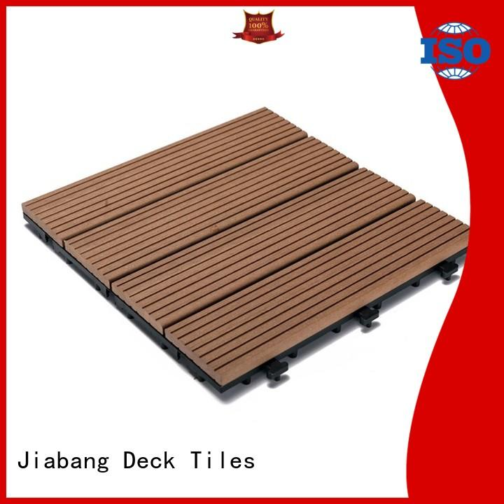 cheapest factory price composite patio tiles free delivery hot-sale best quality