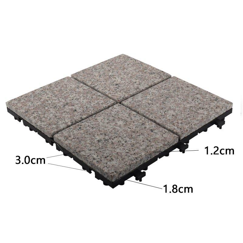 highly-rated gray granite tile durable from top manufacturer for wholesale-3