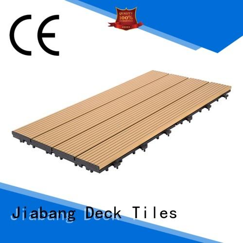 JIABANG aluminum deck board popular for customization