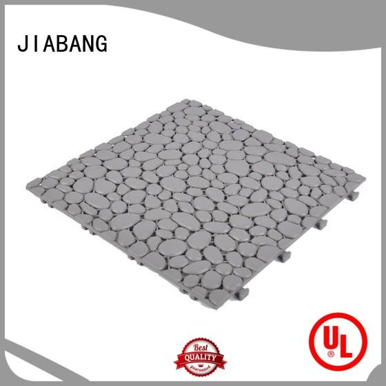 JIABANG outdoor plastic tiles high-quality for customization