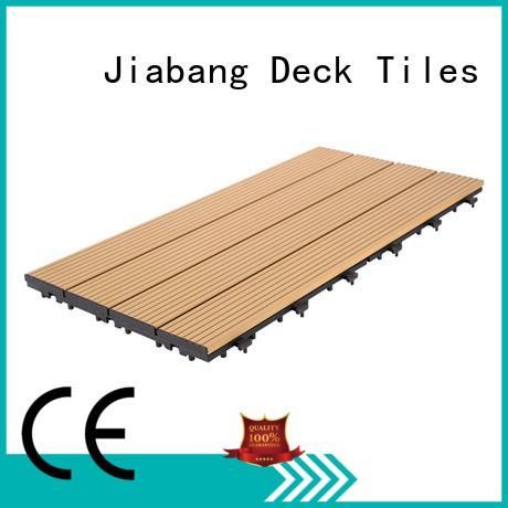 JIABANG modern metal deck boards popular for customization