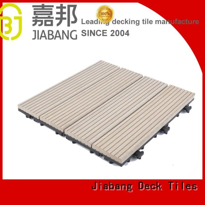 JIABANG light-weight composite deck tiles at discount