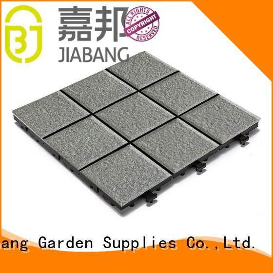 paver 10cm flooring deck ceramic garden tiles JIABANG Brand