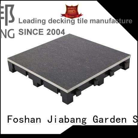 top brand interlocking ceramic deck tiles construction building material