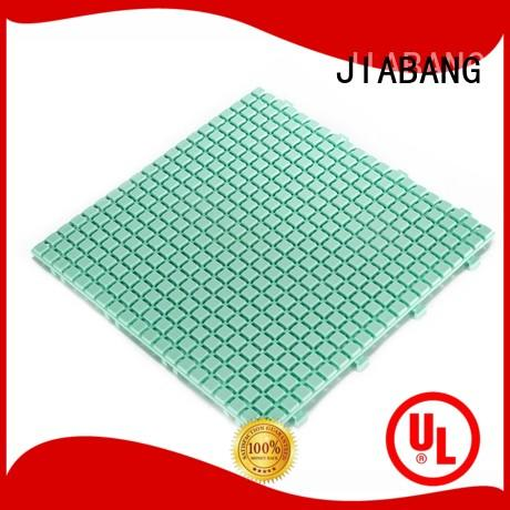 JIABANG hot-sale plastic snap together patio tiles high-quality for wholesale