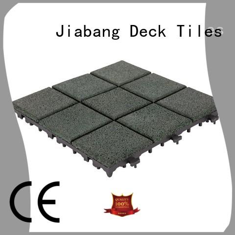 JIABANG playground rubber gym flooring tiles low-cost for wholesale