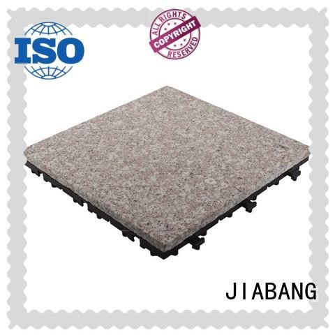 JIABANG durable granite deck tiles at discount for wholesale