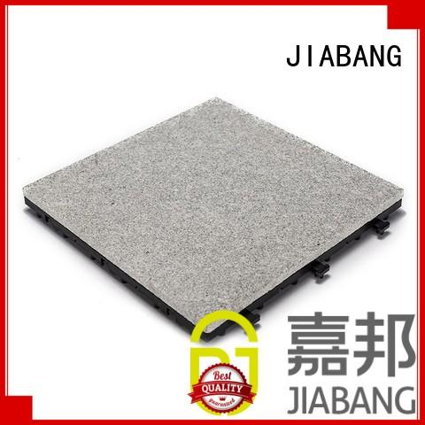 JIABANG durable gray granite tile at discount for sale