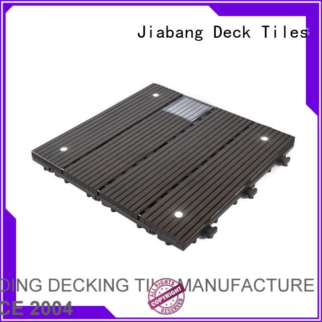 Hot home balcony deck tiles light tiles JIABANG Brand