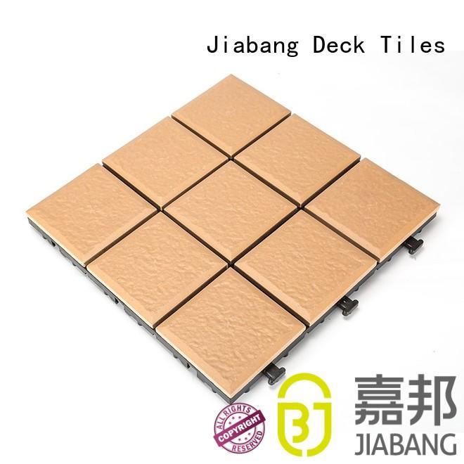 JIABANG ODM ceramic patio tiles cheap price gazebo construction