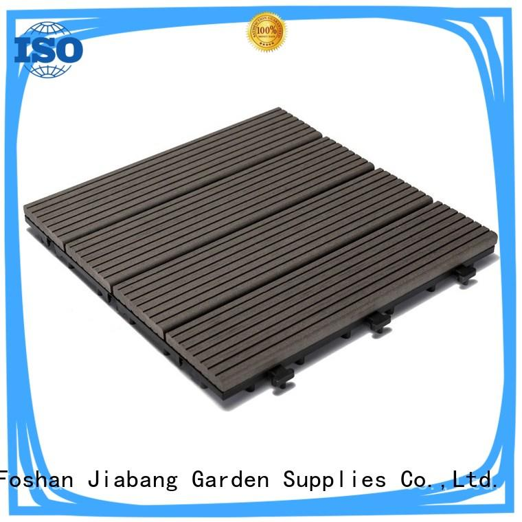 light-weight composite patio tiles easy installation hot-sale free delivery