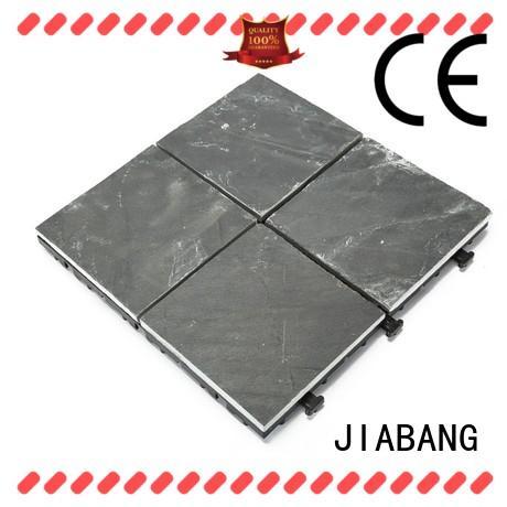 JIABANG surround slate stone tile stone for patio