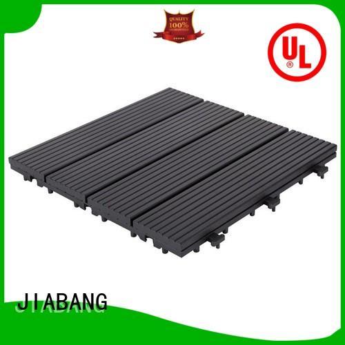 JIABANG garden decking tiles for wholesale