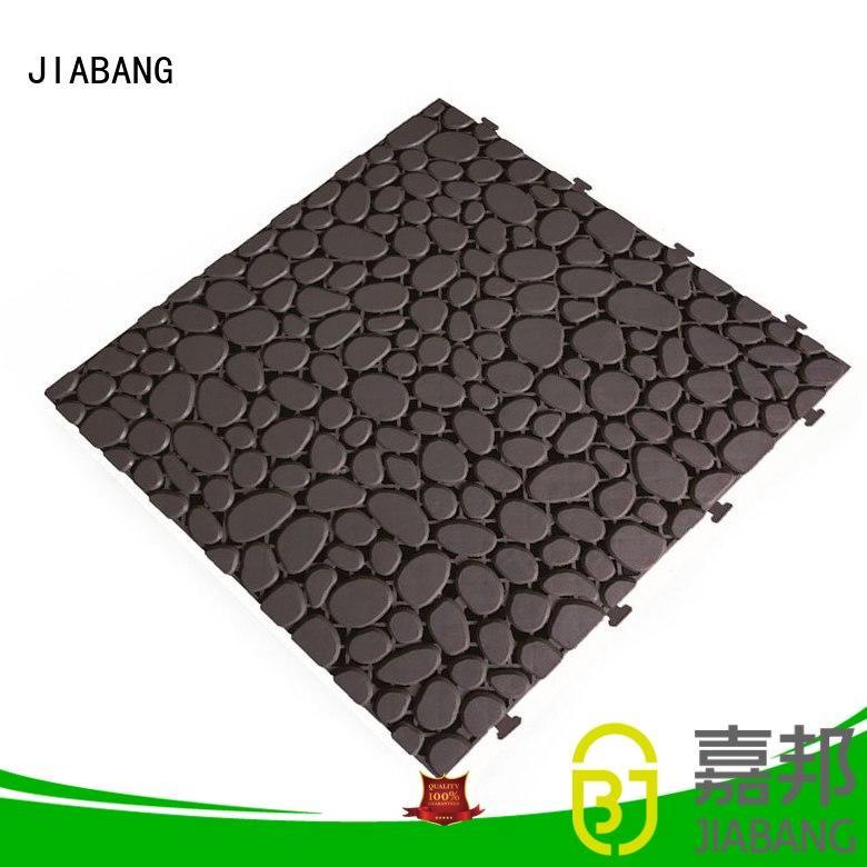 decorative plastic wood tiles for wholesale