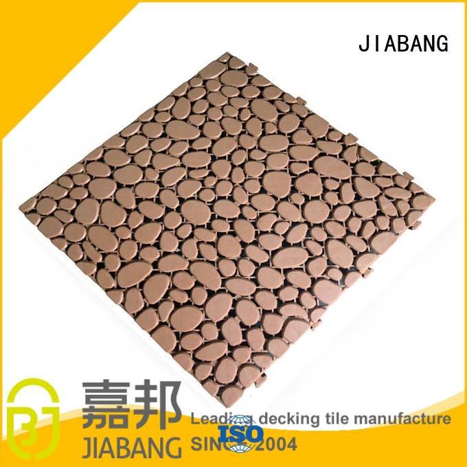 non non slip bathroom tiles black JIABANG company