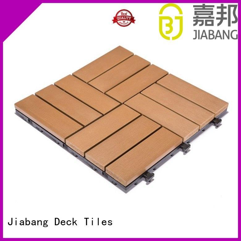 durable outdoor plastic tiles pvc anti-siding gazebo decoration