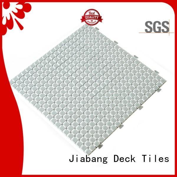 hot-sale plastic wood tiles flooring for customization