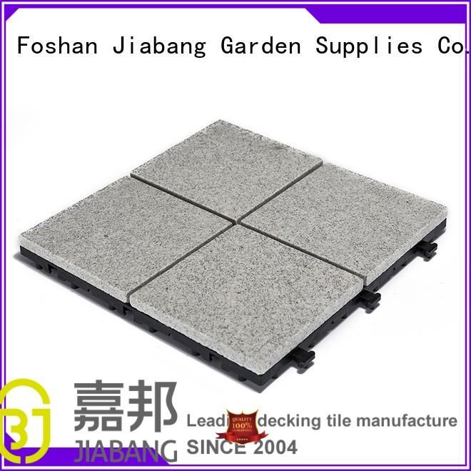 waterproof tile 30x30cm JIABANG Brand granite deck tiles