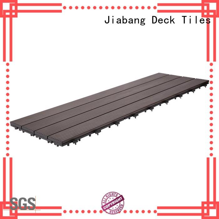 JIABANG aluminum deck board light-weight for wholesale
