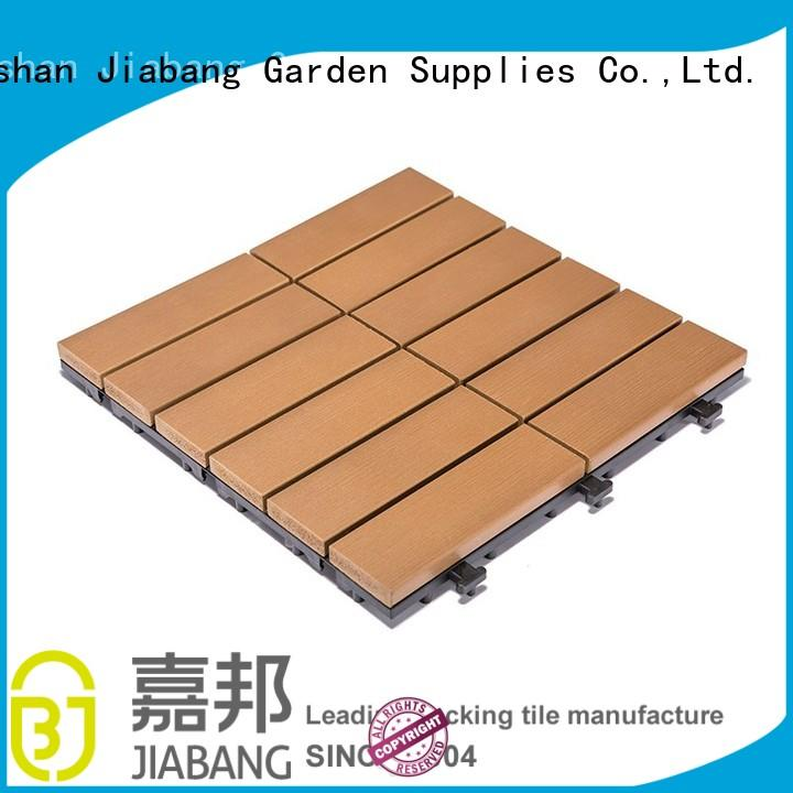 path plastic decking plastic decking tiles home JIABANG Brand