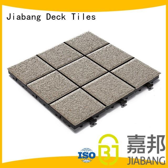 decking ceramic garden tiles deck JIABANG company
