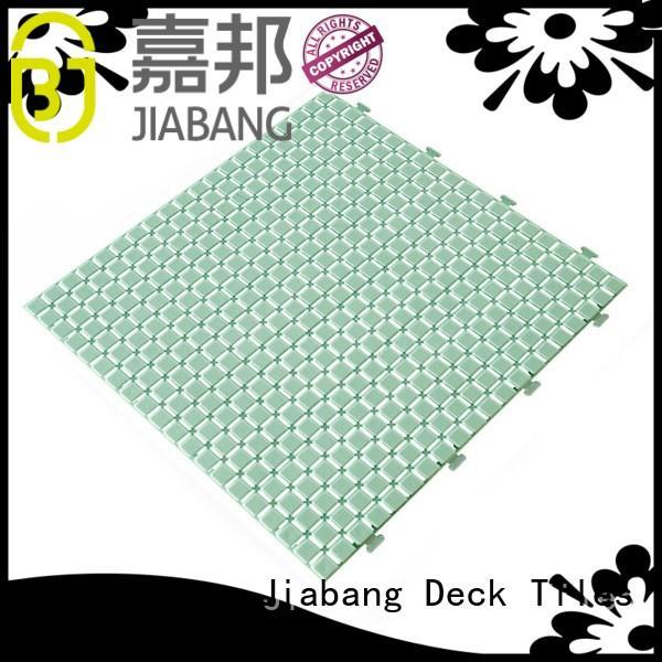 JIABANG anti-sliding plastic wood tiles high-quality kitchen flooring
