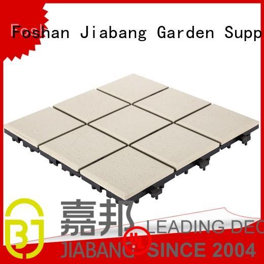 outdoor ceramic tile for patio outdoor for garden JIABANG