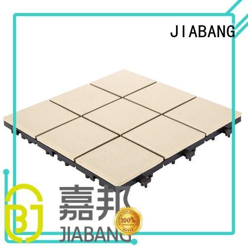JIABANG exterior porcelain garden tiles at discount for patio
