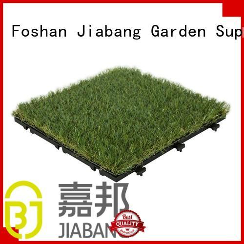 top-selling artificial grass tiles hot-sale artificial grass balcony construction