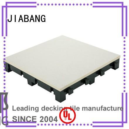 ceramic 5cm tiles outdoor exterior JIABANG company