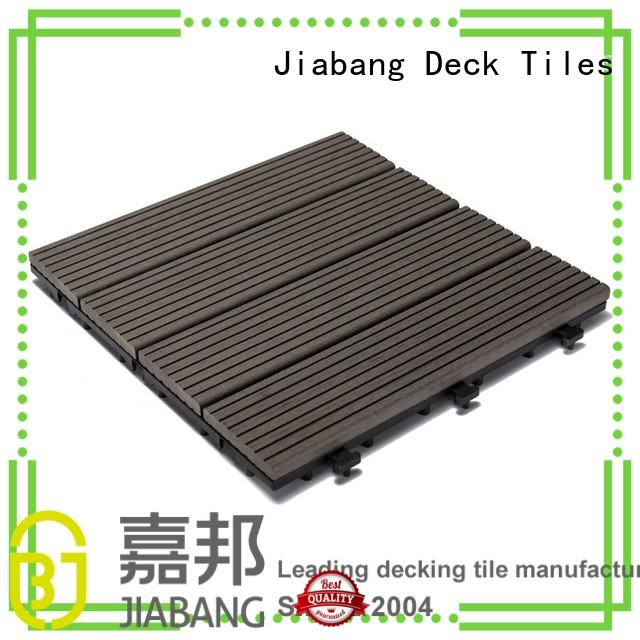 JIABANG outdoor composite deck tiles durable top brand