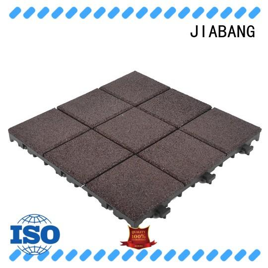 JIABANG composite gym tiles low-cost for wholesale