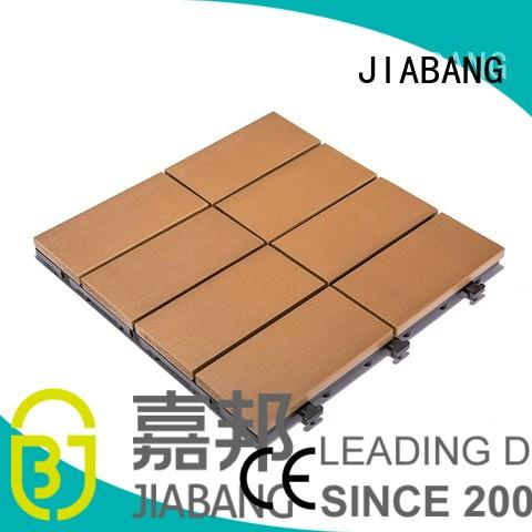 durable outdoor pvc tiles anti-siding home decoration