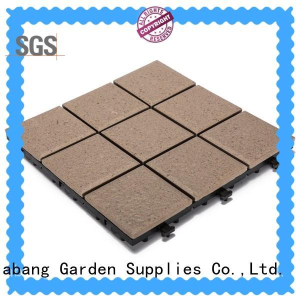 JIABANG hot-sale porcelain patio tiles flooring for patio decoration