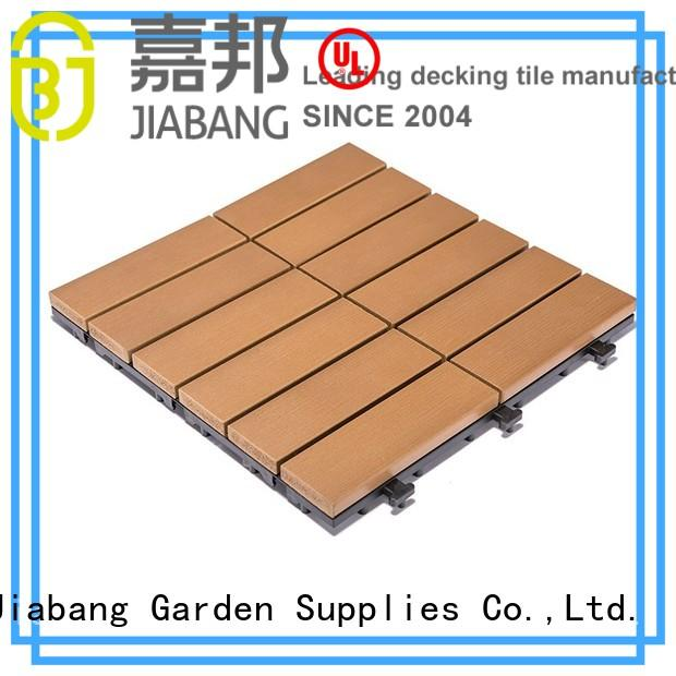 pvc deck tiles woodland Bulk Buy tile JIABANG