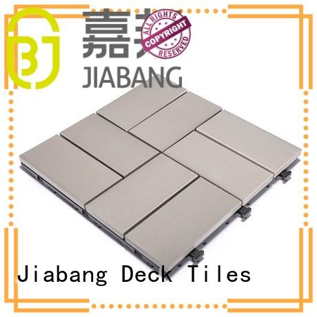 JIABANG hot-sale outdoor plastic tiles anti-siding gazebo decoration
