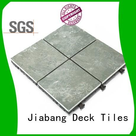 outdoor patio slate tile waterproofing swimming pool JIABANG