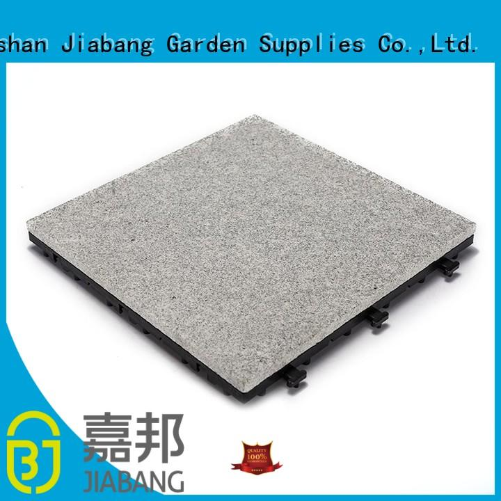 JIABANG latest outdoor granite tiles from top manufacturer for wholesale
