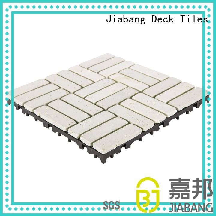 JIABANG hot-sale travertine deck natural from travertine stone