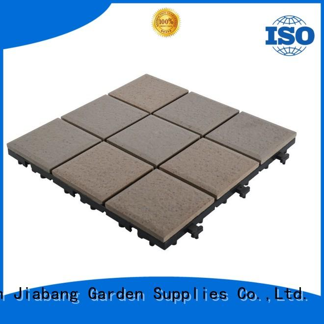 1.0cm ceramic outside flooring deck tile JBH006