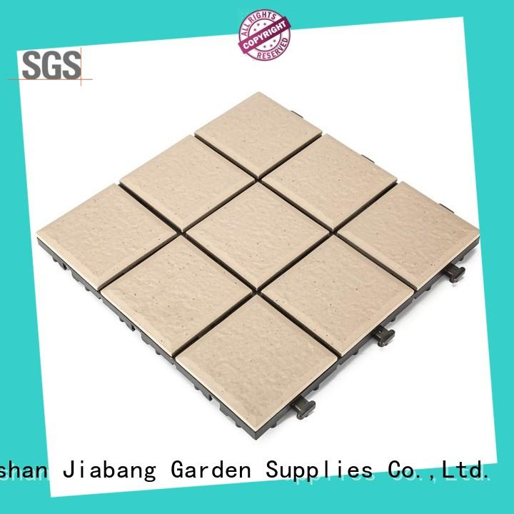 JIABANG balcony outdoor ceramic tile for patio best manufacturer for office