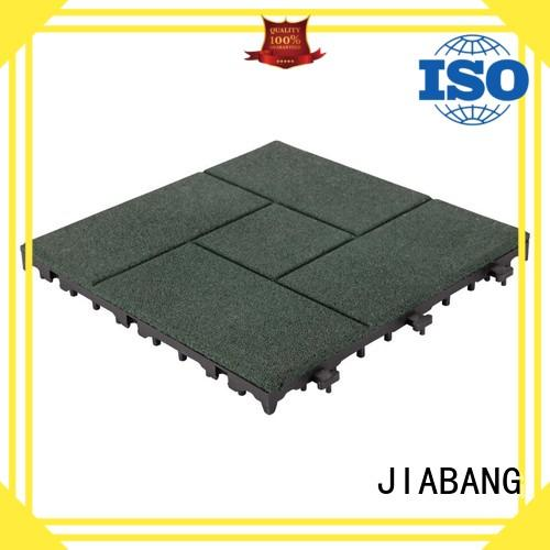 JIABANG professional interlocking rubber mats light weight for wholesale