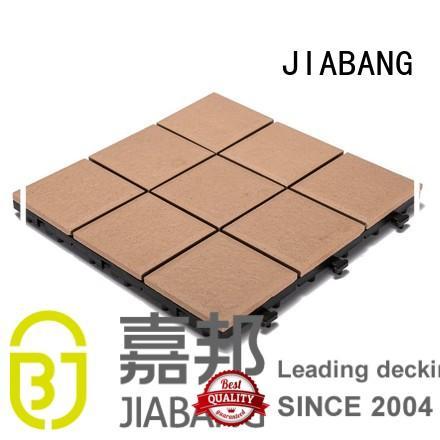 ceramic garden tiles decking JIABANG Brand porcelain patio tiles