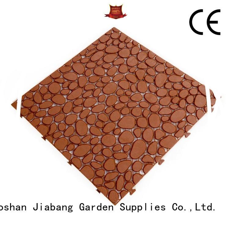 JIABANG plastic floor tiles