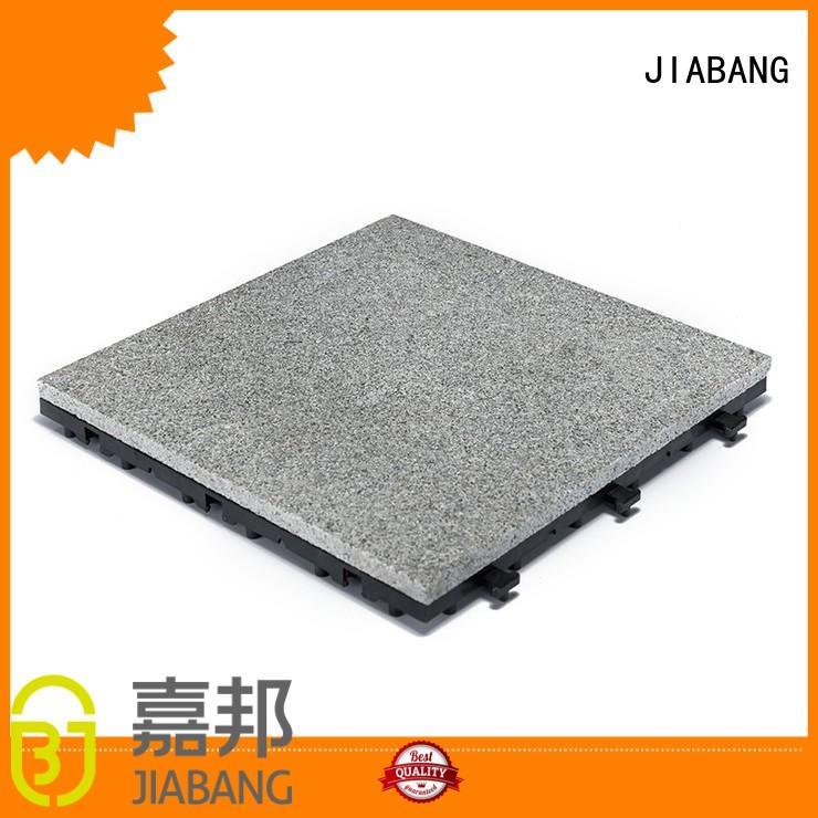 real durable granite deck tiles JIABANG Brand